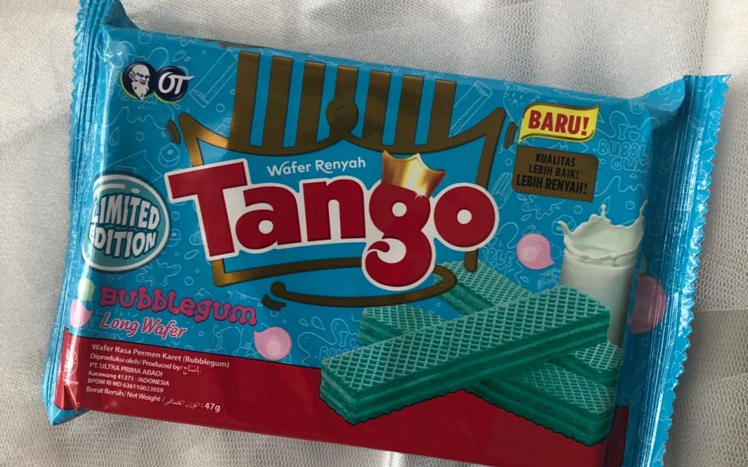 "Tango ""LIMITED EDITION"" Bubble Gum"