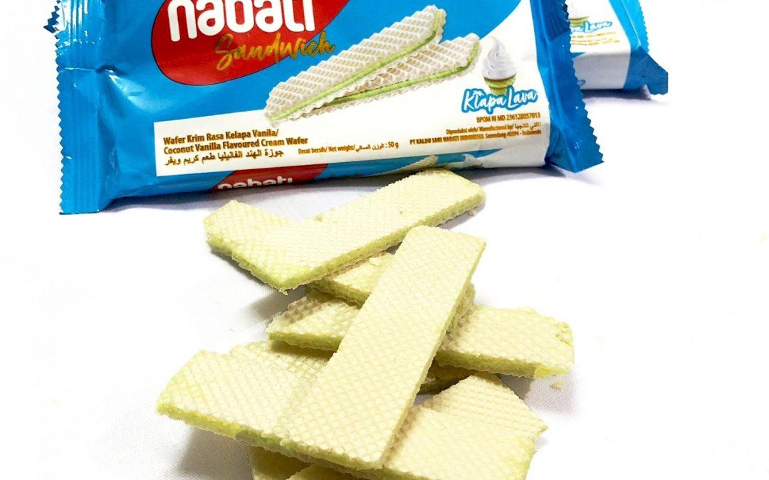 "Nabati Sandwich ""KLAPA LAVA"""