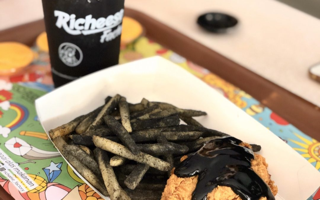 RICHEESE FACTORY BLACK